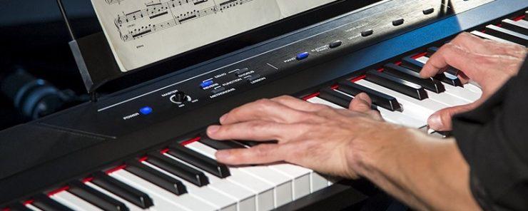 Piano numérique 88 touches