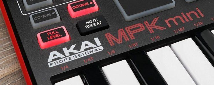 Akai Mpk Mini Avis Et Test Que Vaut Réellement Ce Clavier Maître 2019