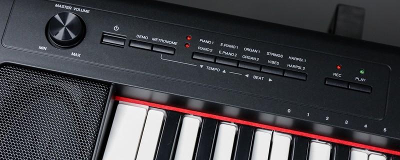 Yamaha NP-32 design