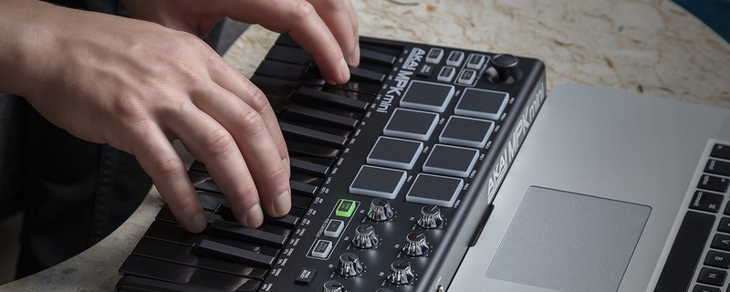 clavier maître midi