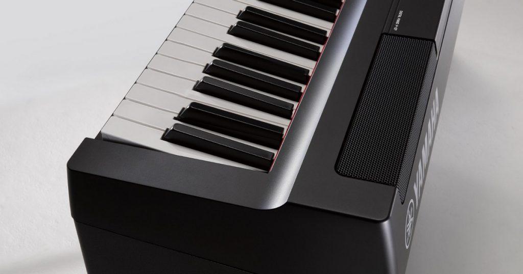Piano numérique Yamaha P-121