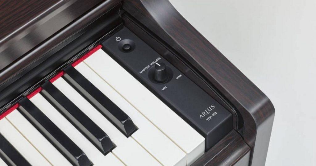 Yamaha YDP-163 clavier