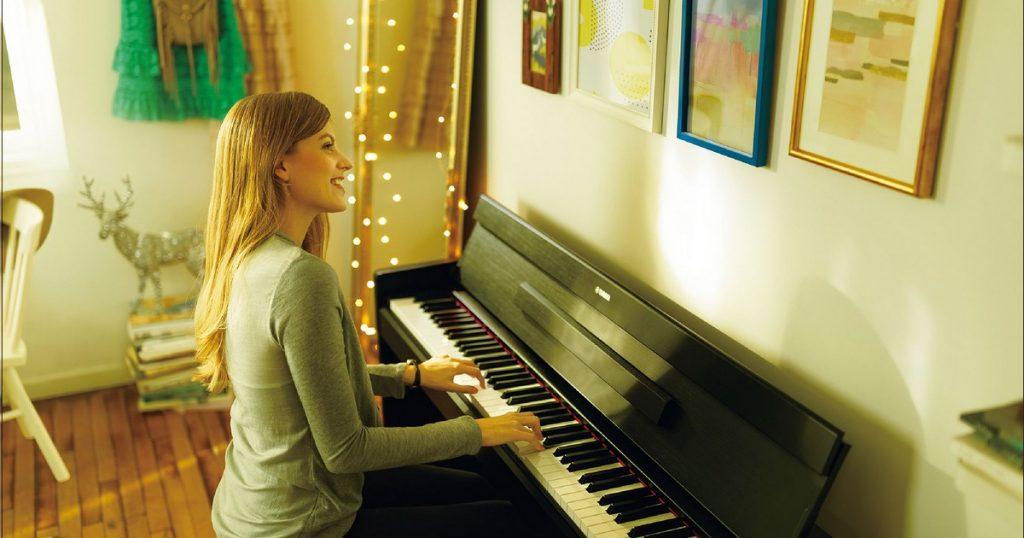 Yamaha YDP-S34 piano numérique