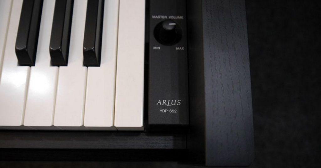 Yamaha YDP-S52 clavier