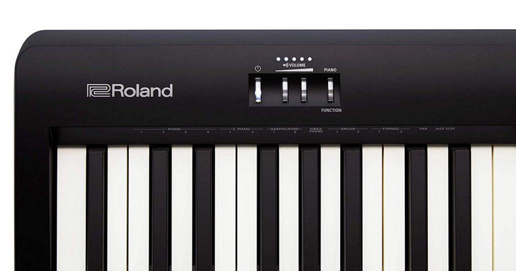 Roland FP-30 design