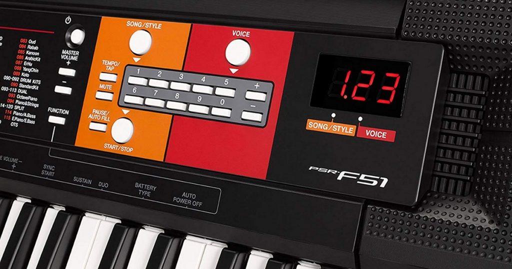 Yamaha PSR-F51 avis