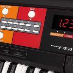 Yamaha PSR-F51 : test complet et avis de la rédaction